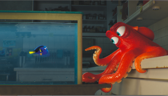 Finding Dory - d23