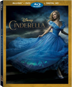Cinderella - Blu-RayDVD