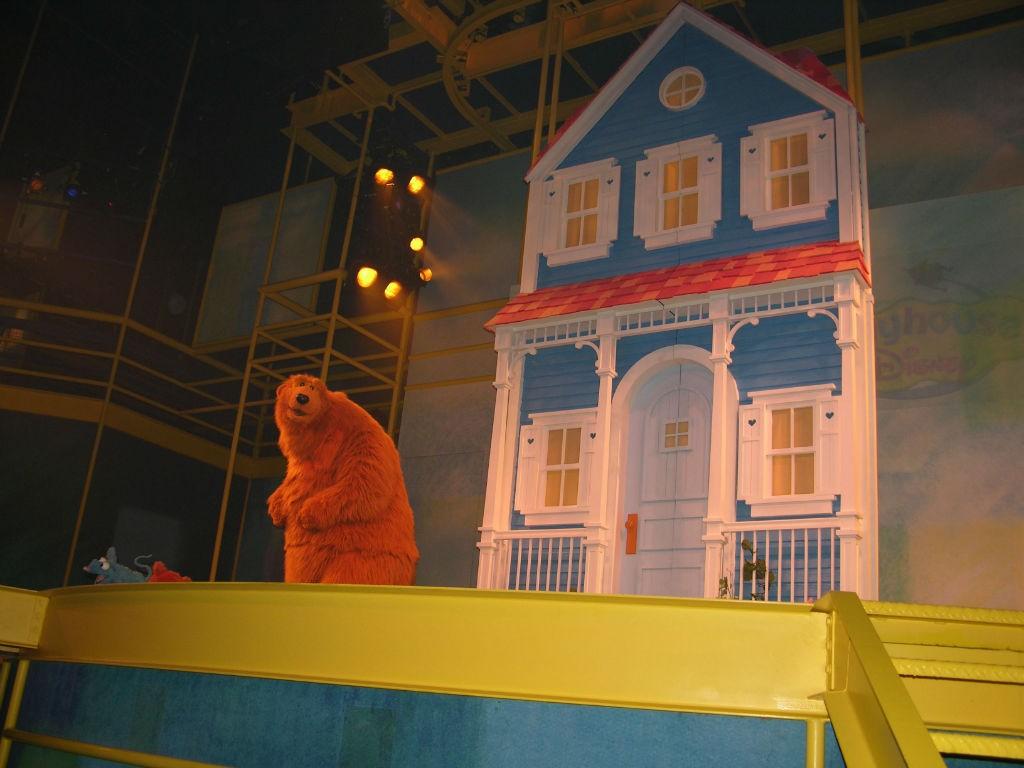 the old Playhouse Disney days!