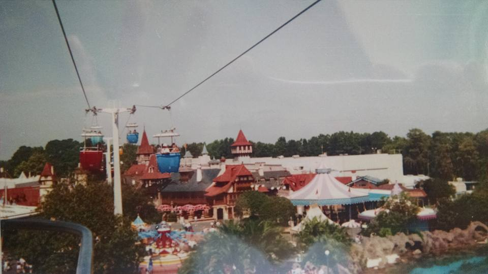 Skyway Over MK 1992 - Throwback Thursday - Letty