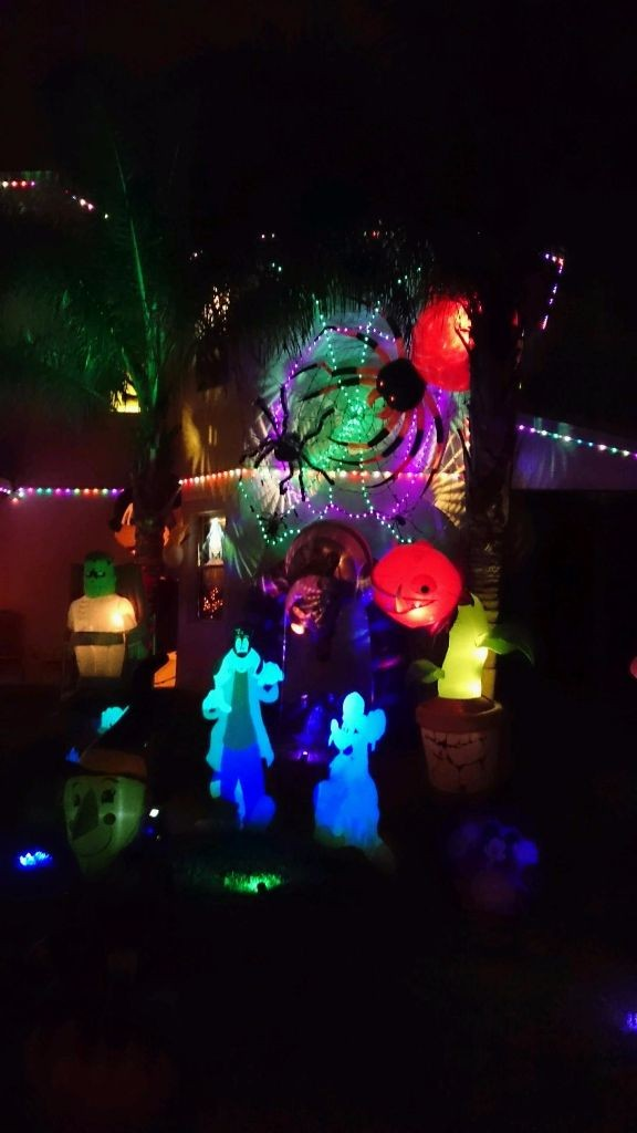 Mickey's House - WIndermere - Halloween decor