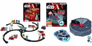 Star Wars Wonder Forge Game Collage