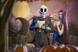 jack skellington, sally, nightmare before christmas