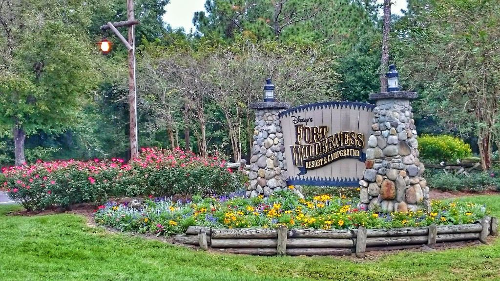 Fort Wilderness - Wordless Wednesday