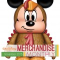 November wdw merchandise monthly