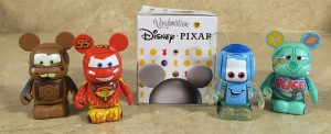 Disney Pixar Vinylmation Cars