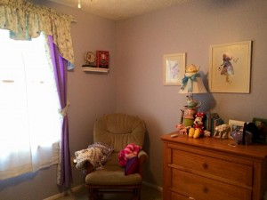 alice in wonderland nursery
