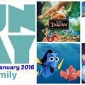 ABC Family FunDay January 2016