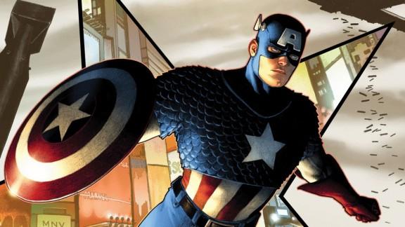 captain america marvel