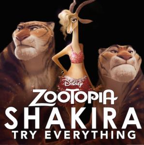 Zootopia - try everything - shakira