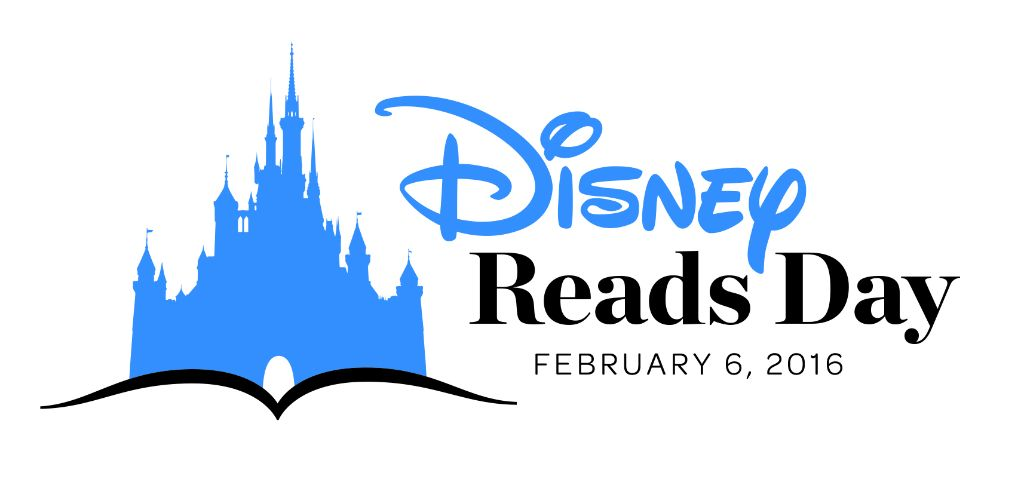 Disney Reads Day Logo