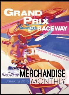 January 16 merchandise monthly