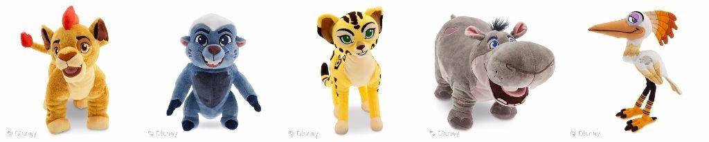 Lion Guard Plush Assortment