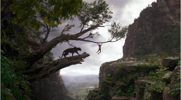 Jungle Book Mowgli Bagheera