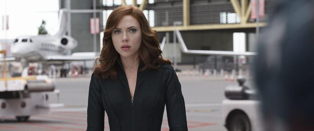 Captain America Civil War Stills - Black Widow