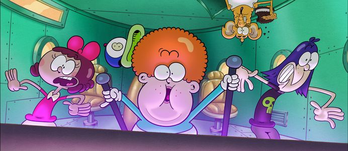 Disney XD Billy Dilly's Super-Duper Subterranean Summer