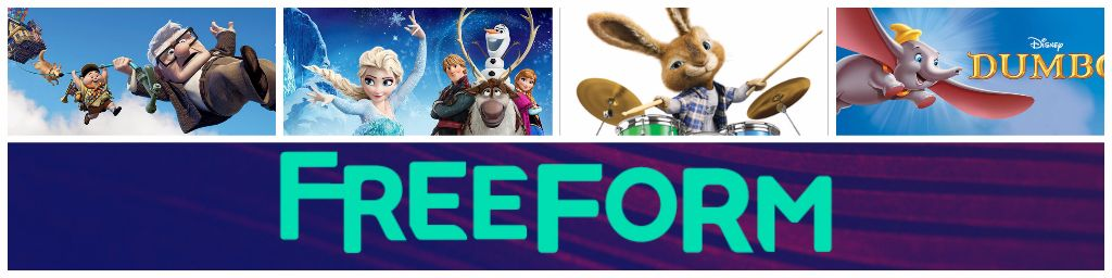 Freeform Frozen weekend