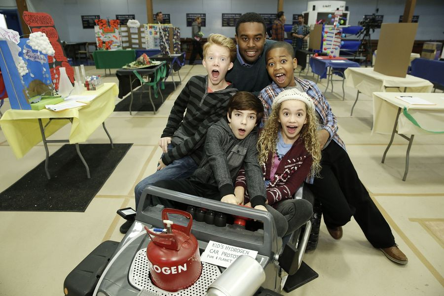 walk the prank disney xd