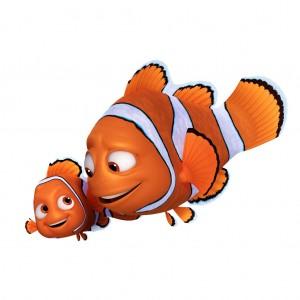 FINDING DORY - Marlin & Nemo