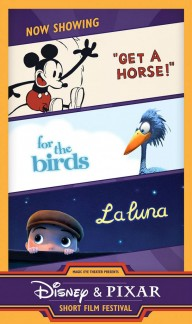 Disney Pixar Short Film Festival