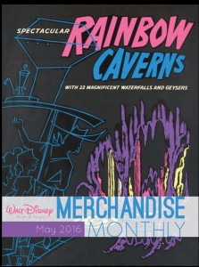 Walt Disney Parks & Resorts Mercahndise Monthly May