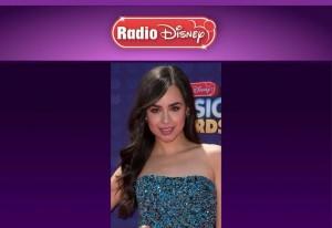 Sofia Carson Radio Disney NBT
