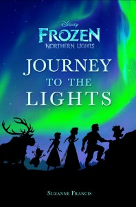 Frozen Northern Lights Journey to the Lights Book Cover