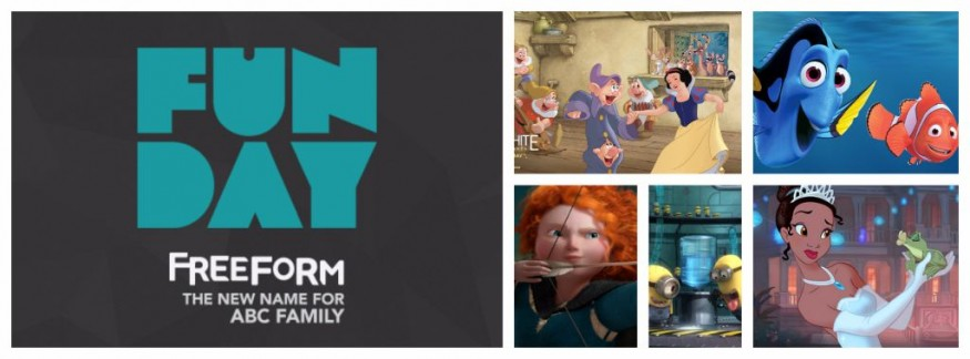 Freeform FunDay - June 2016 Father's Day