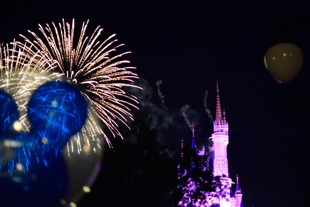 Wishes - Mickey balloon 3