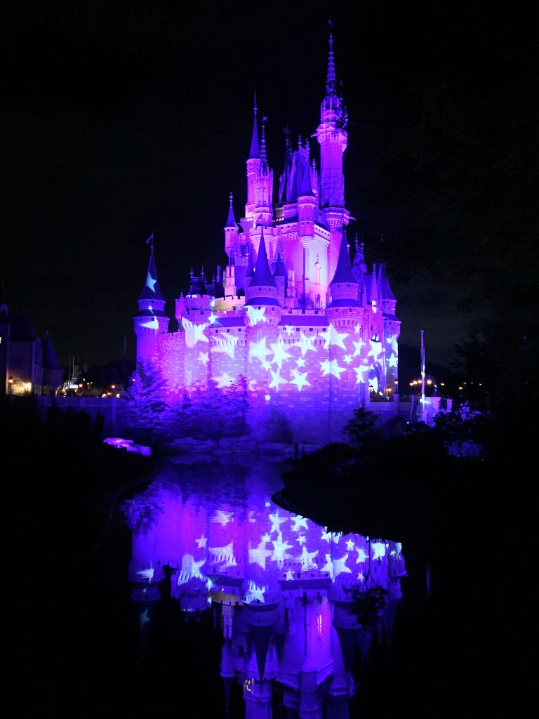 Reflections of a Star Spangled Castle - Throwback Thursday
