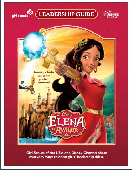 elena of avalor leadership guide cover