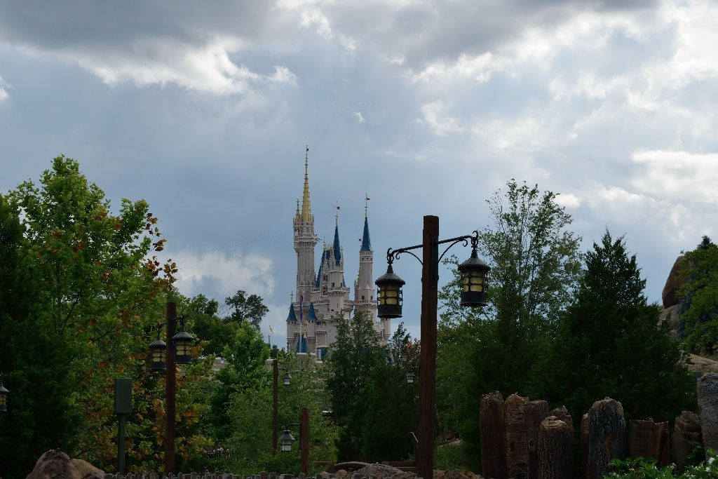 As we ran around the park on our last day, we made sure to take in views of the Castle