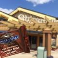 Ghirardelli Pumpkin Spice Disney Springs - Wordless Wednesday