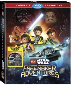 lego star wars freemaker adventures season one bluray