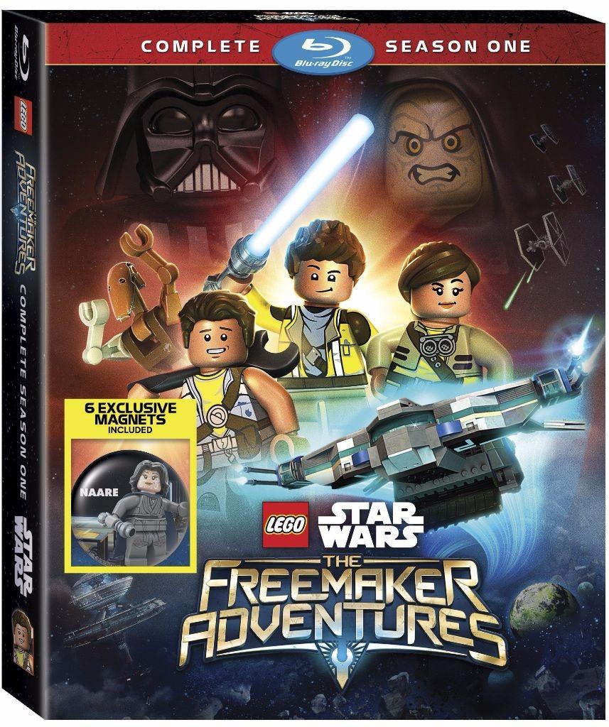 lego star wars freemaker adventures season one bluray