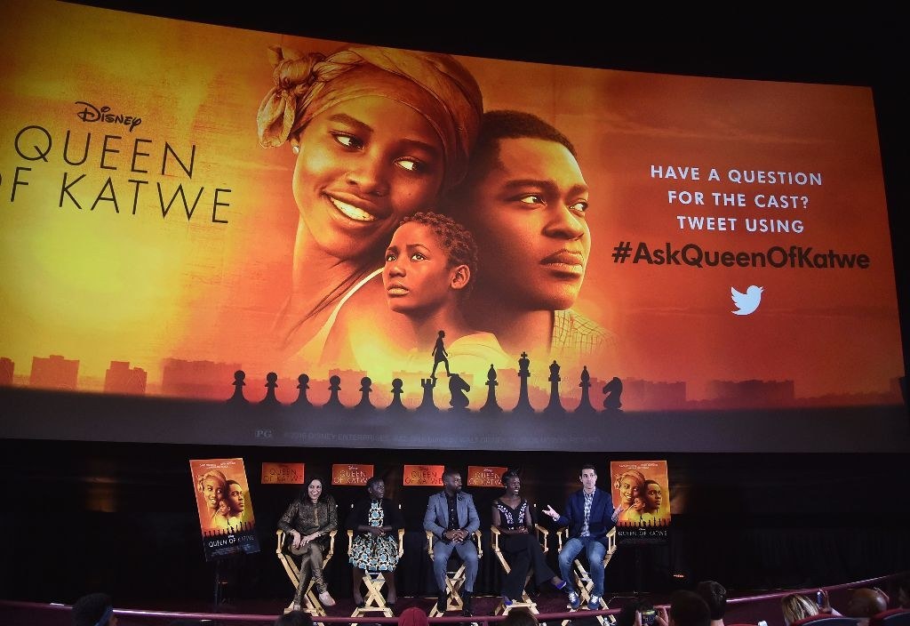 "Live Q & A With ""Queen Of Katwe"" Director And Cast Reaches Fans Around The Globe"