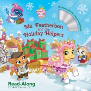 Ms. Featherbon and the Holiday Helpers: Read-Along Storybook and CD
