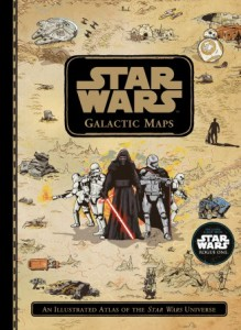 Star Wars Galactic Maps