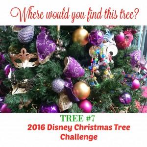 Tree #7 the Disney Driven Life 2016 Disney Christmas Tree Challenge