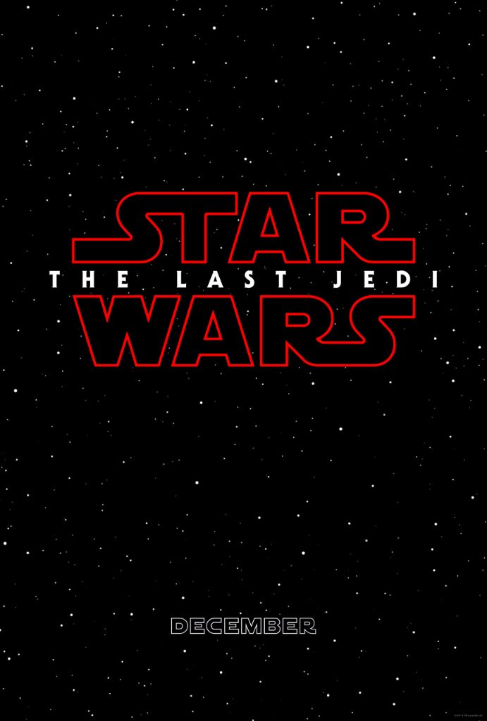 Star Wars The Last Jedi Episode VIII