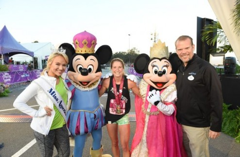 2017 Disney Princess half marathon winner