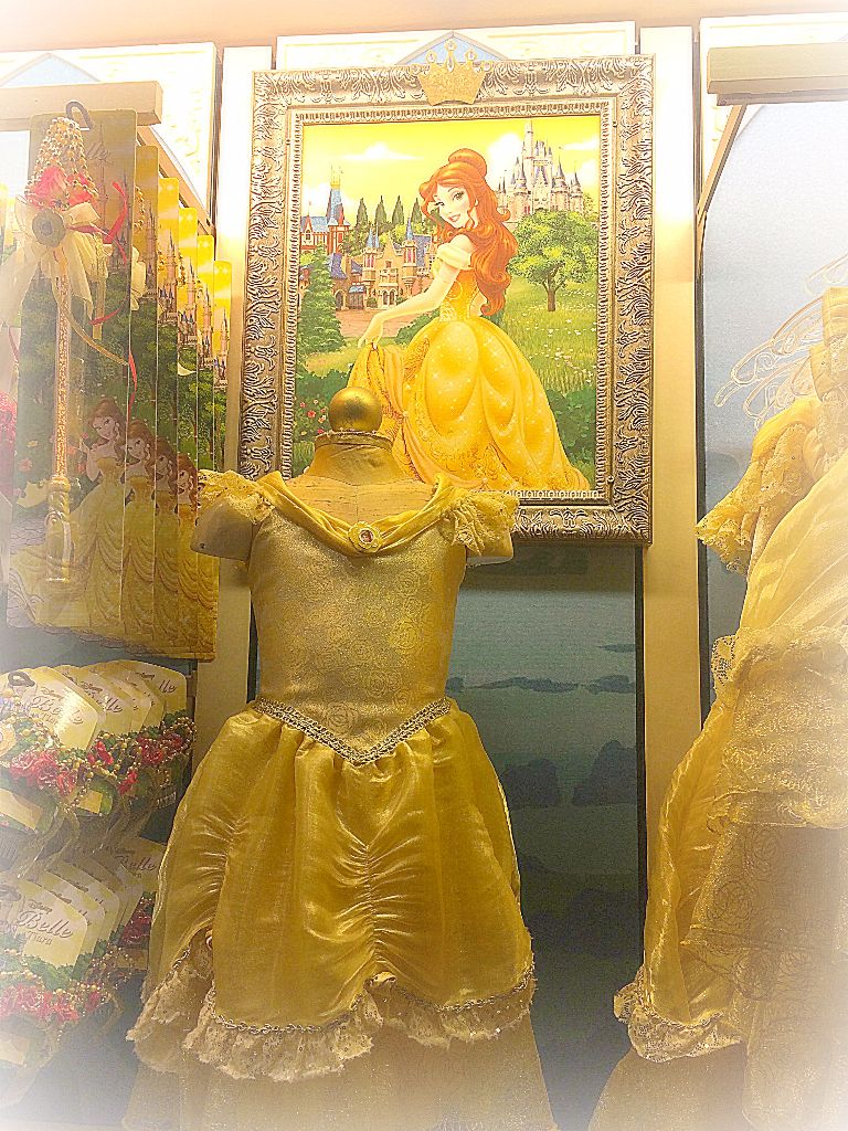 Beauty & the Beast - Wordless Wednesday