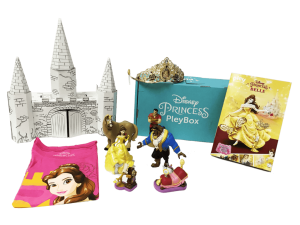 Disney Princess monthly box from pley