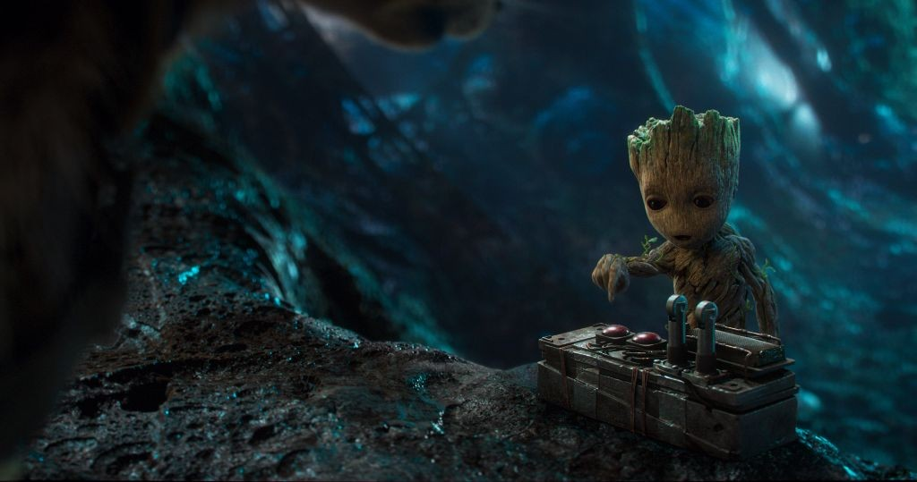 Groot - Guardians of the Galaxy Vol 2