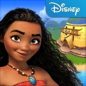 Moana Island Life App Icon