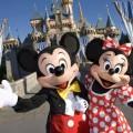 disneyland Mickey & Minnie Sleeping Beauty Castle