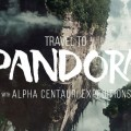 travel to pandora