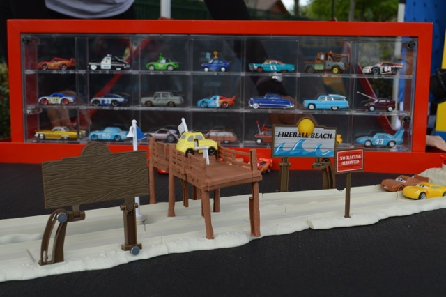 Cars 3 Road to the Races Tour Mattel