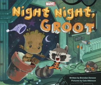 Night Night Groot