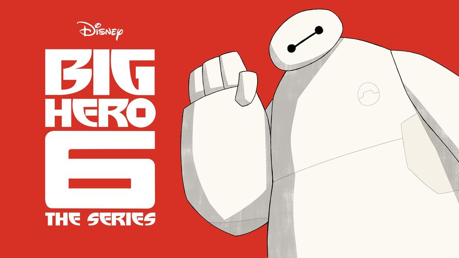 big hero 6 the series disney xd
